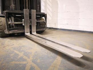 Three wheel counterbalanced forklift Crown SC5360 - 3