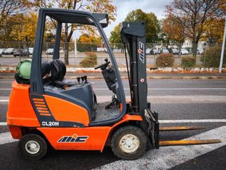 Four wheel counterbalanced forklift MIC CL20H - 3