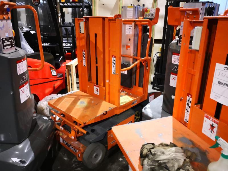 Vertical lift JLG TOUCAN DUO - 1