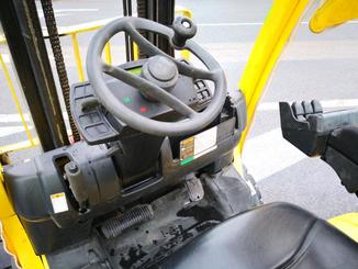 Four wheel front forklift Hyster H3.0FT - 5