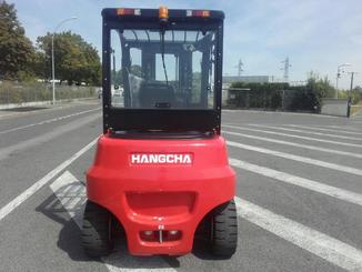 Four wheel front forklift Hangcha A4W50-E - 8
