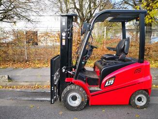Four wheel counterbalanced forklift Hangcha A4W25 - 2