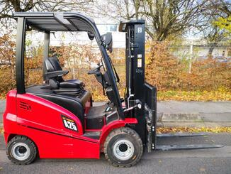 Four wheel counterbalanced forklift Hangcha A4W25 - 3
