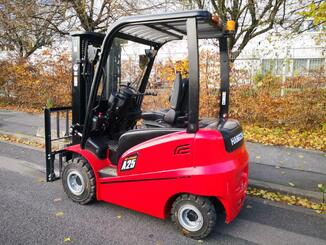 Four wheel counterbalanced forklift Hangcha A4W25 - 4