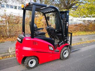 Four wheel counterbalanced forklift Hangcha A4W25 - 5