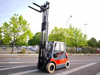 Four wheel front forklift Toyota  7FBMF45 - 5