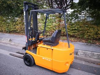 Three wheel counterbalanced forklift STILL R50/15 - 2