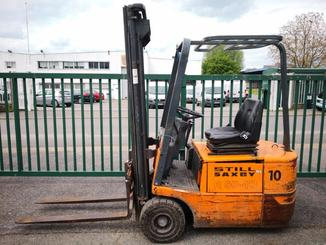 Three wheel front forklift STILL R50/15 - 2
