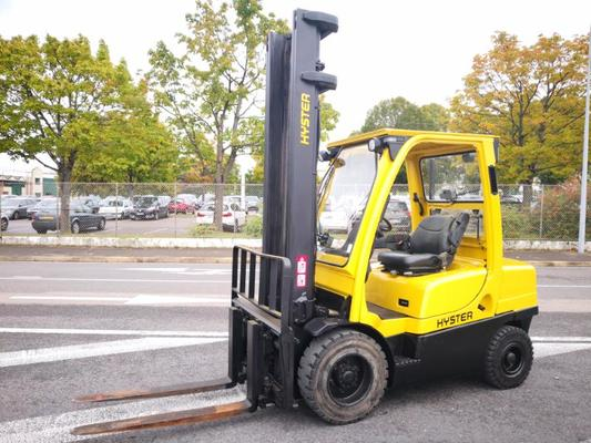 Four wheel front forklift Hyster H3.0FT - 1
