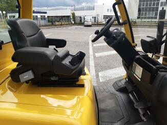 Four wheel front forklift Hyster H3.0FT - 8