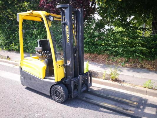 Three wheel front forklift Hyster J1.6XNT MW - 1