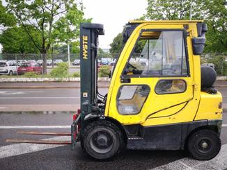 Four wheel front forklift Hyster H2.5FT - 2