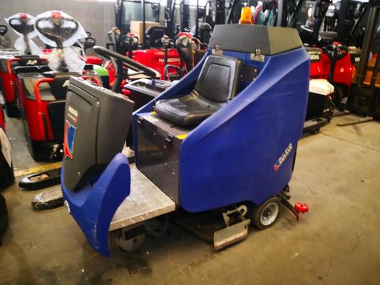 Walk-behind scrubber dryer Dulevo H815RO - 1