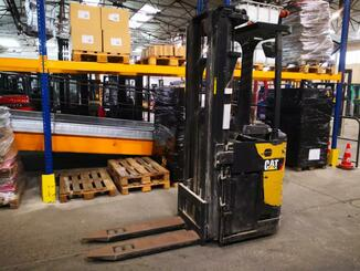 Stand-on pallet stacker Caterpillar NSR20N - 5