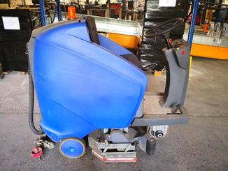 Walk-behind scrubber dryer Dulevo H610RO - 3
