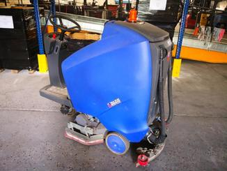 Walk-behind scrubber dryer Dulevo H610RO - 4