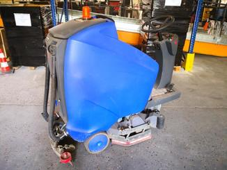 Walk-behind scrubber dryer Dulevo H610RO - 5