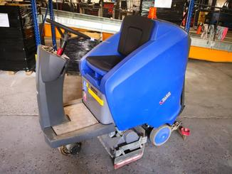 Walk-behind scrubber dryer Dulevo H610RO - 1