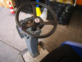 Walk-behind scrubber dryer Dulevo H610RO - 7