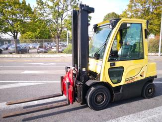 Four wheel front forklift Hyster H2.5FT - 7