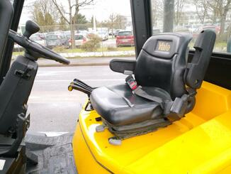 Four wheel front forklift Yale GLP55MJ - 7