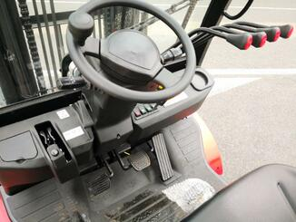 Four wheel front forklift Hangcha XF35G - 3