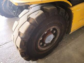 Three wheel front forklift Caterpillar EP16NT - 10