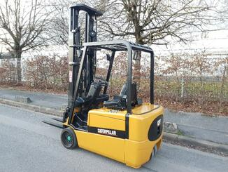 Three wheel front forklift Caterpillar EP20KT - 3