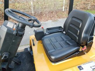 Three wheel front forklift Caterpillar EP20KT - 6