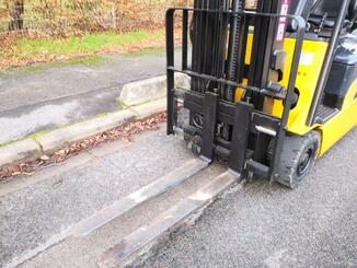 Three wheel front forklift Caterpillar EP20NT - 5