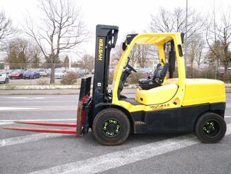 Four wheel front forklift Hyster H4.5FT - 3