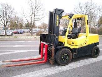Four wheel front forklift Hyster H4.5FT - 2