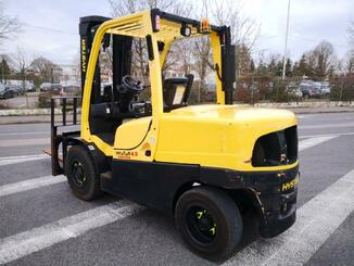 Four wheel front forklift Hyster H4.5FT - 5