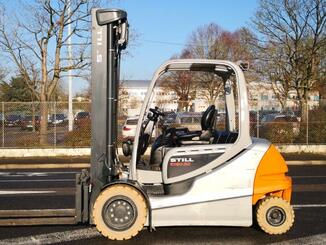 Four wheel counterbalanced forklift STILL RX60-50 - 5