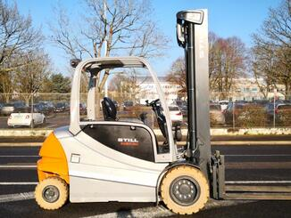 Four wheel counterbalanced forklift STILL RX60-50 - 7