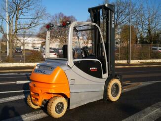 Four wheel counterbalanced forklift STILL RX60-50 - 9
