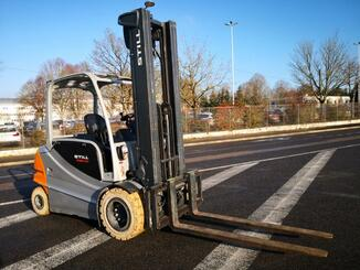 Four wheel counterbalanced forklift STILL RX60-50 - 2