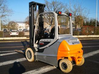 Four wheel counterbalanced forklift STILL RX60-50 - 8