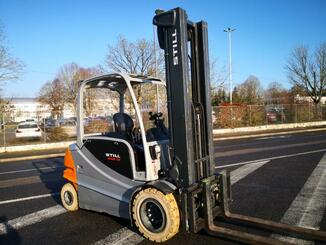 Four wheel counterbalanced forklift STILL RX60-50 - 3
