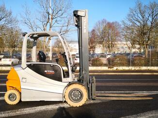 Four wheel counterbalanced forklift STILL RX60-50 - 6