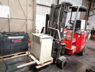 Articulated forklift Manitou EMA15 - 1