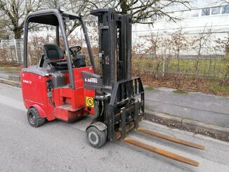 Articulated forklift Manitou EMA15 - 2