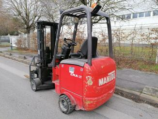 Articulated forklift Manitou EMA15 - 6