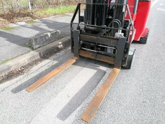 Articulated forklift Manitou EMA15 - 9