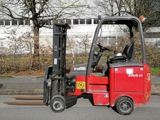 Articulated forklift Manitou EMA15 - 3