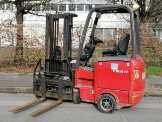 Articulated forklift Manitou EMA15 - 4