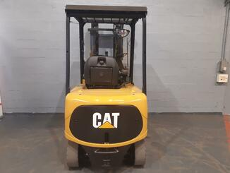 Four wheel counterbalanced forklift Caterpillar EP25K - 3
