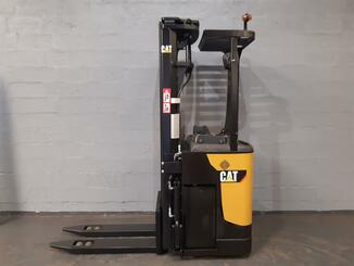 Pallet stacker with rider platform Caterpillar NSR20N - 6