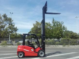 Four wheel front forklift Hangcha A4W50-E - 7