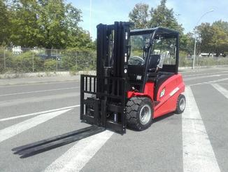 Four wheel front forklift Hangcha A4W50-E - 10